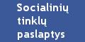 Socialinių tinklų paslaptys